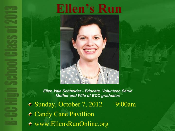 Sunday, October 7, 20129:00am