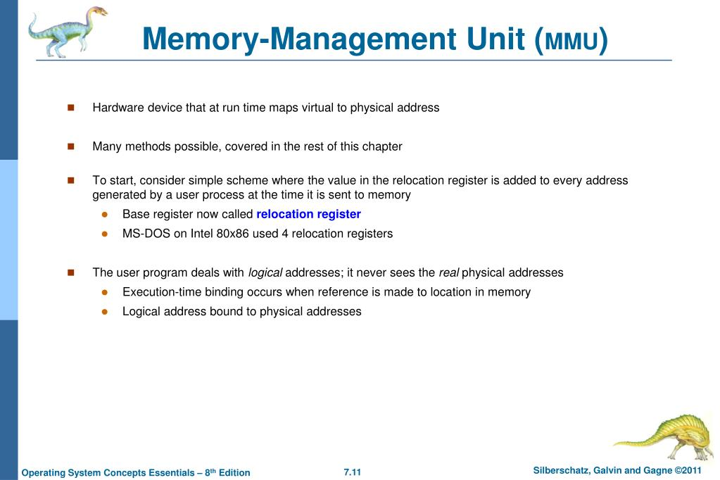 PPT - Chapter 7: Main Memory PowerPoint Presentation - ID