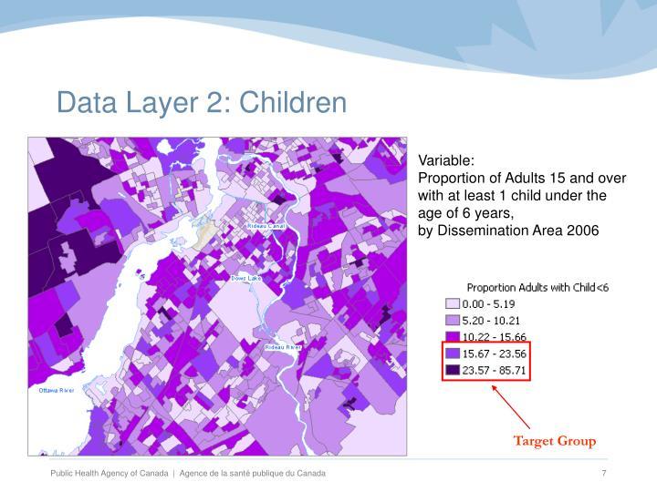 Data Layer 2: Children