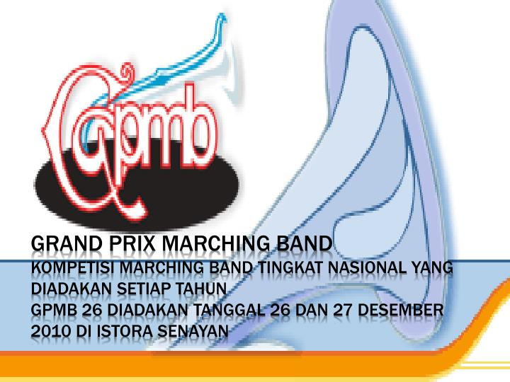 Grand Prix Marching Band