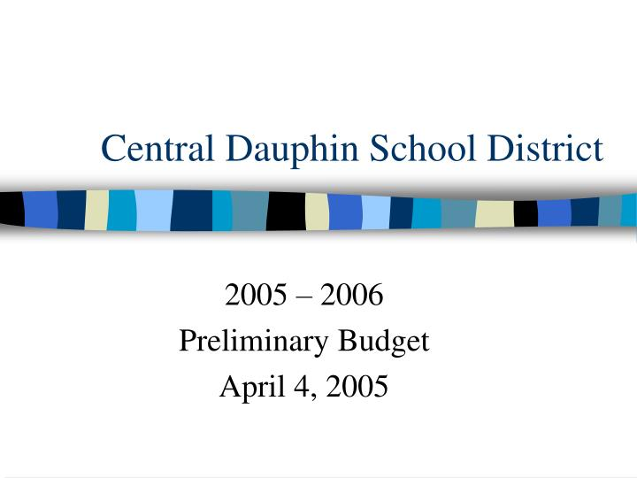 central dauphin school district n.