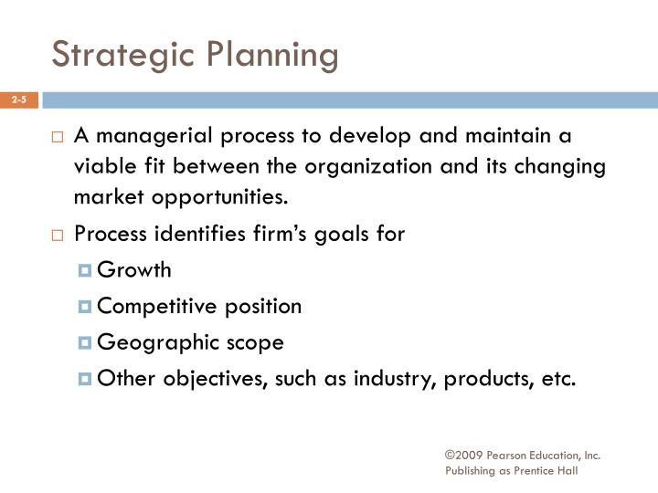 strategic planning goals for sony inc Use this step-by-step guide to learn the basics of the strategic planning process you want to set goals that convert the strategic objectives into specific.