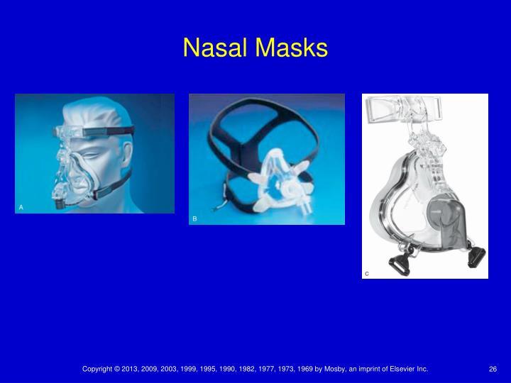 Nasal Masks