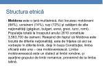 structura etnic