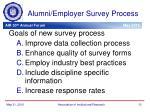 alumni employer survey process2