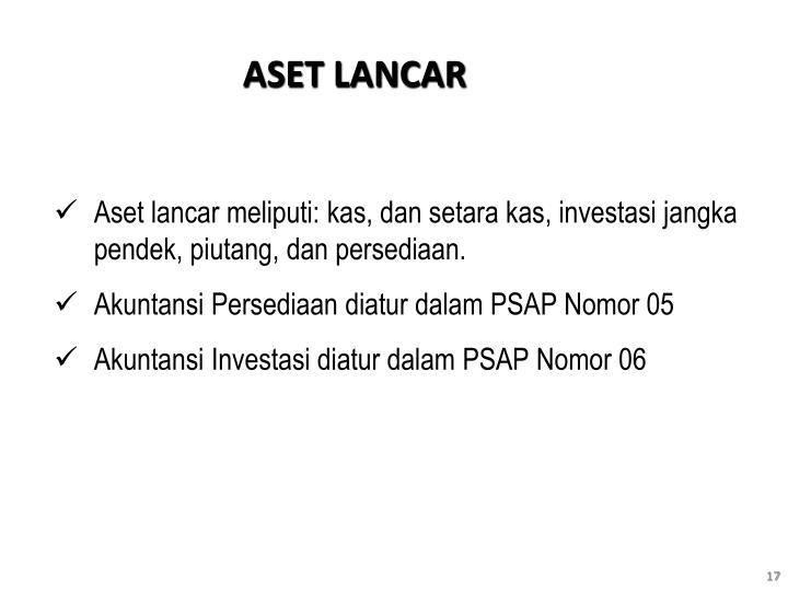 ASET LANCAR