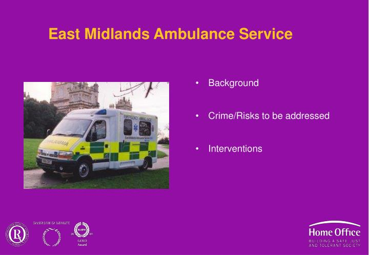 human resource management and east midlands ambulance essay Resource center sign up essays east midlands trains east are our main stations, as well as stations as far east as skegness.