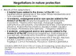 negotiations in nature protection3