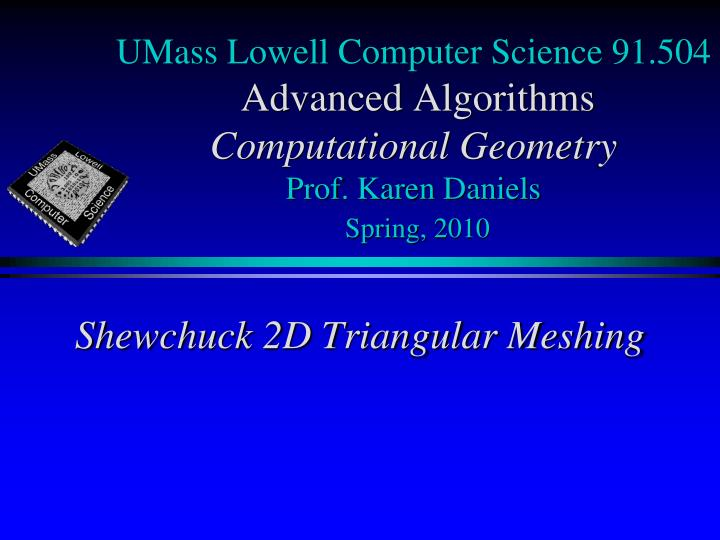 computer science thesis introduction The department of computer science and engineering offers a thesis and non‐thesis option for the degree of master of science in computer science (mscs) the thesis option requires students to pursue a more concentrated range of topics.