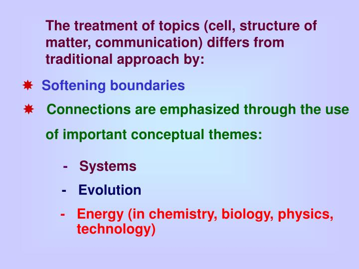 -   Energy (in chemistry, biology, physics,
