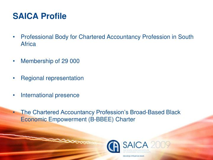 Saica profile