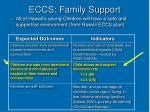 eccs family support