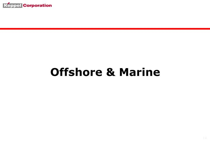 Offshore & Marine