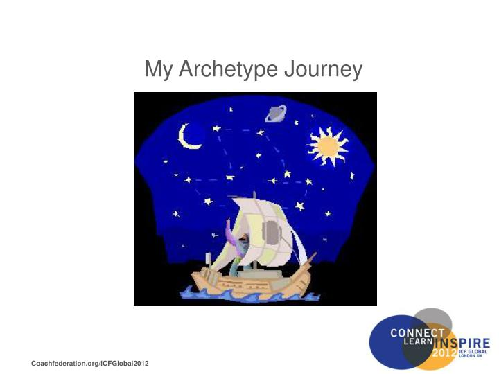 My Archetype Journey