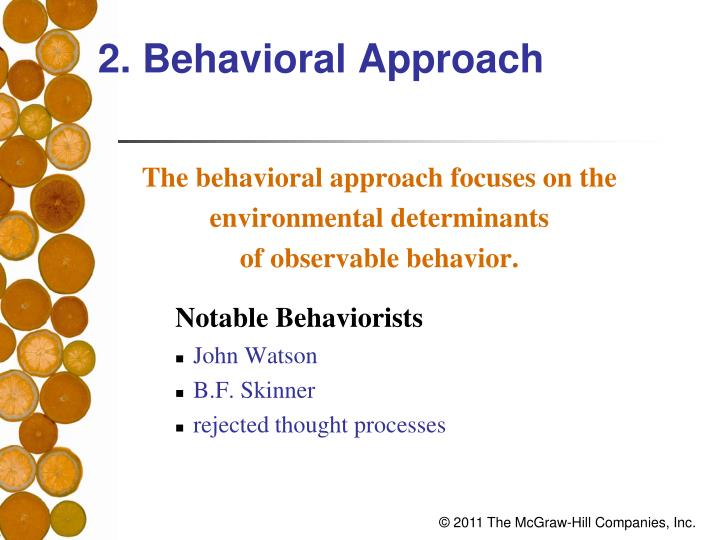 behavioural approach essay the behavioural approach classical conditioning- pavlov's dogs- procedures and findings-criticisms classical conditioning is a technique used in behavioral training.
