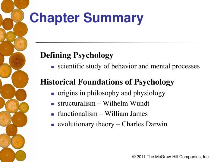 foundations of psychology wk 1