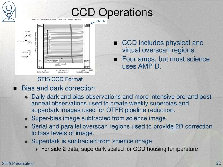 CCD Operations