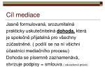 c l mediace