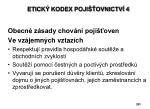 etick kodex poji ovnictv 4