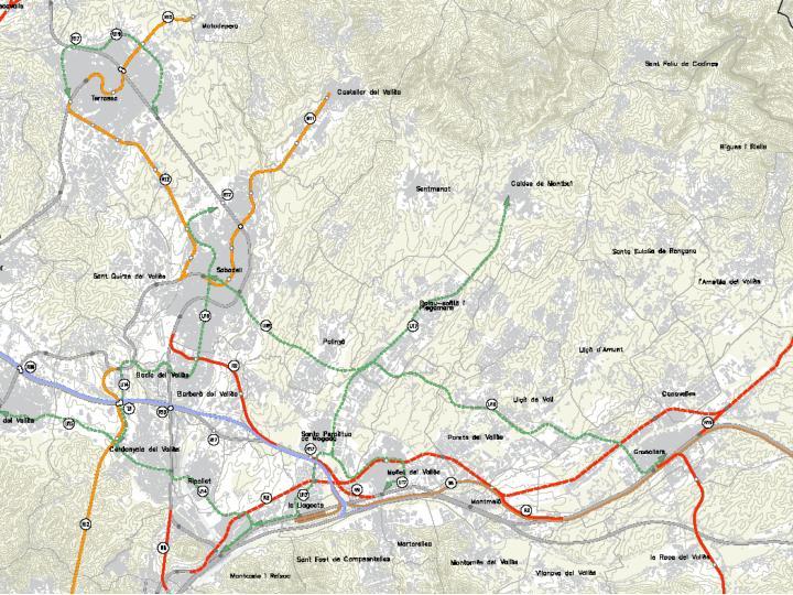 Sistema ferroviari. Noves actuacions