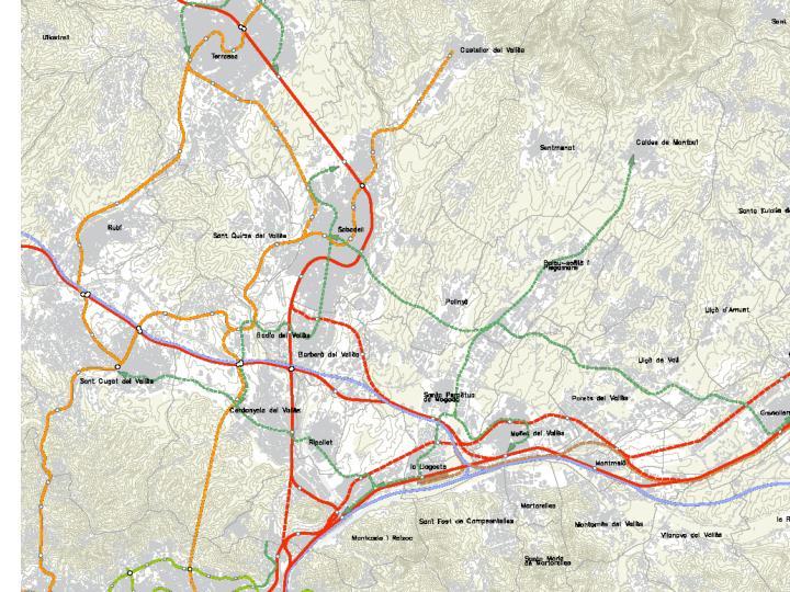 Sistema ferroviari proposat