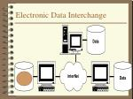 electronic data interchange1