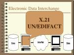 electronic data interchange2
