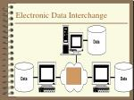 electronic data interchange3