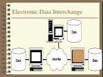 electronic data interchange6