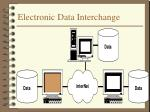 electronic data interchange8