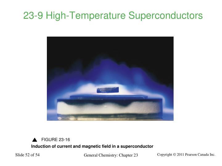23-9 High-Temperature Superconductors