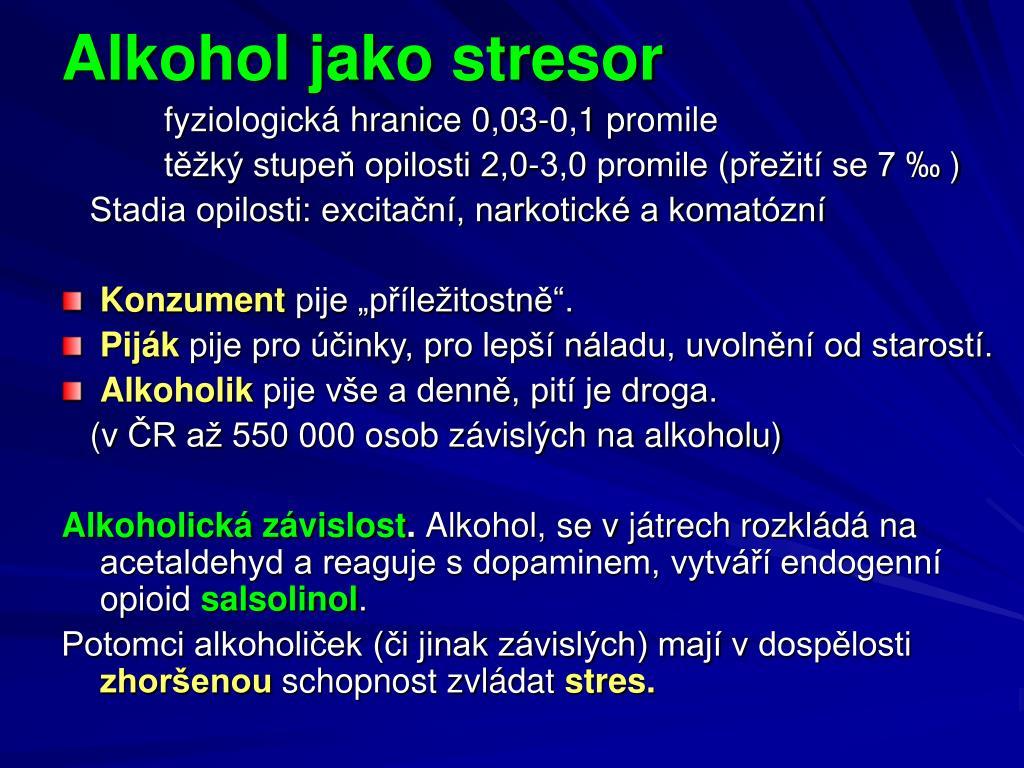 Kortison og alkohol