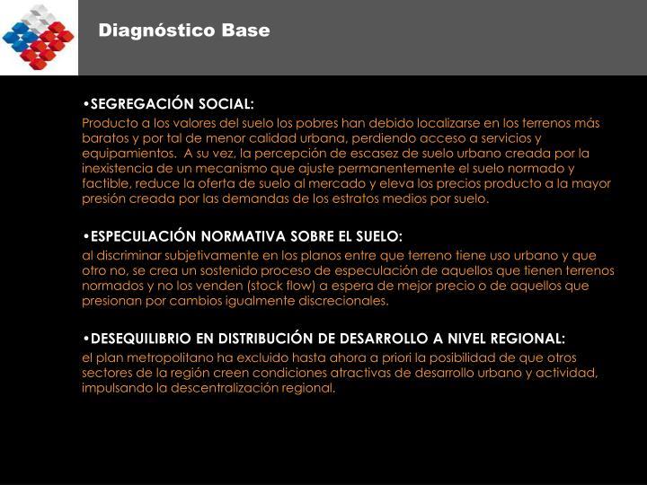 Diagnóstico Base