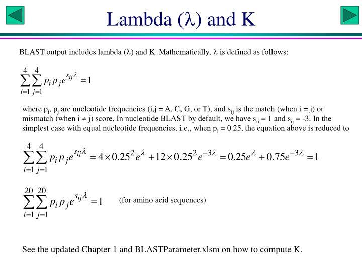 Lambda (