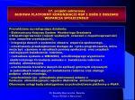17 projekt sektorowy budowa platformy komunikacji msp i os b z obszaru wsparcia spo ecznego