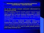 wniesienie podania za pomoc rodk w komunikacji elektronicznej podstawa prawna