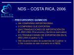 nds costa rica 20061