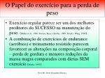o papel do exerc cio para a perda de peso2
