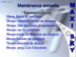 maintenance annuelle5