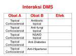interaksi dms1