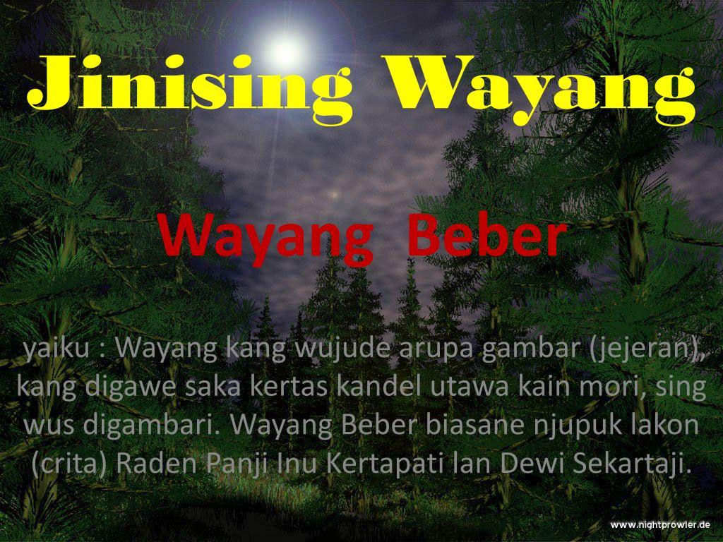 Ppt Kawruh Wayang Powerpoint Presentation Free Download Id 4757340
