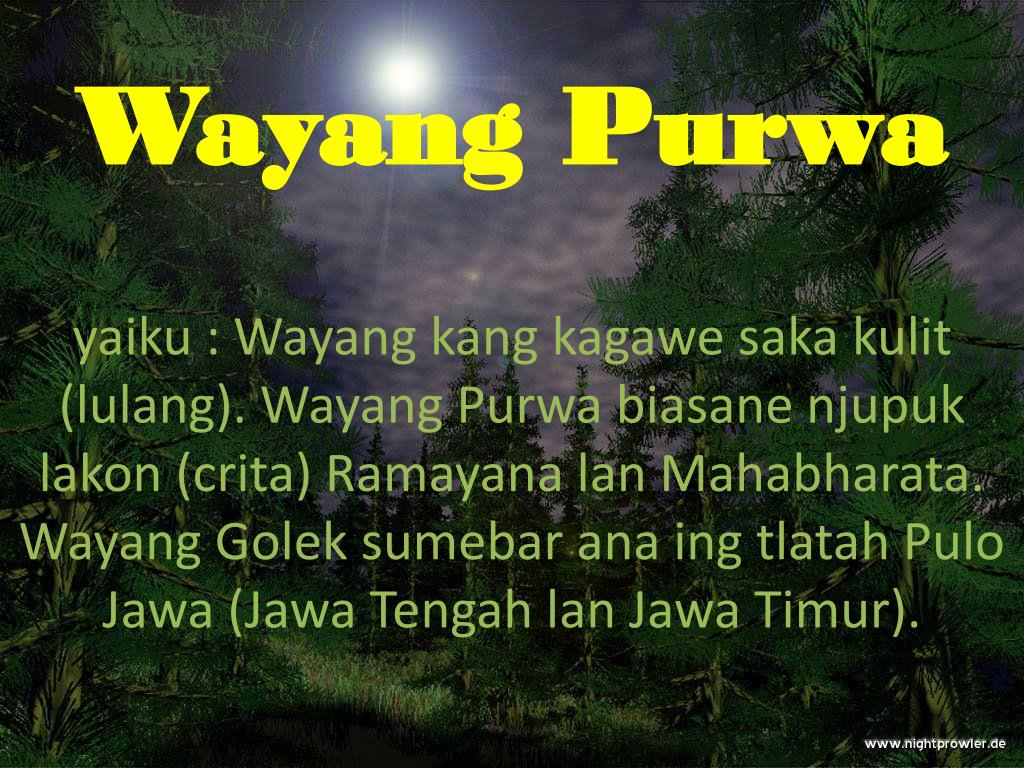 Ppt Kawruh Wayang Powerpoint Presentation Free Download Id 4757340