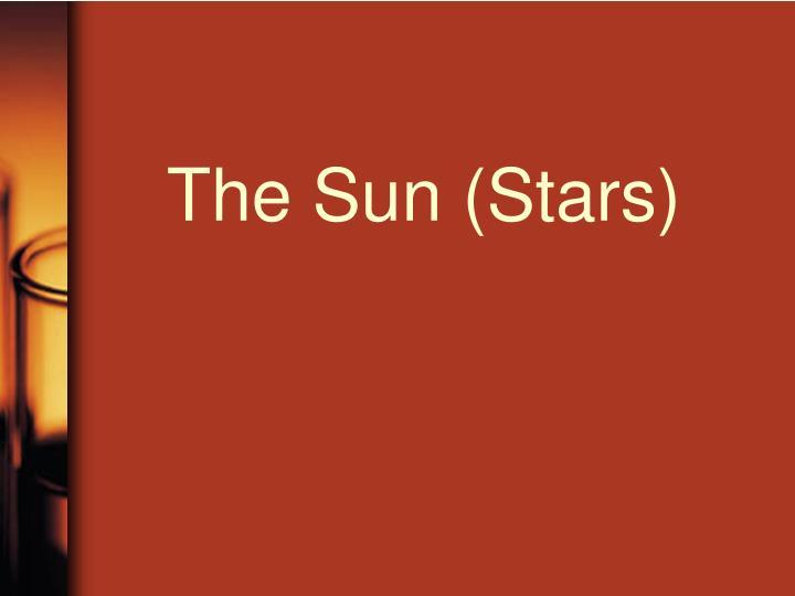 The Sun (Stars)
