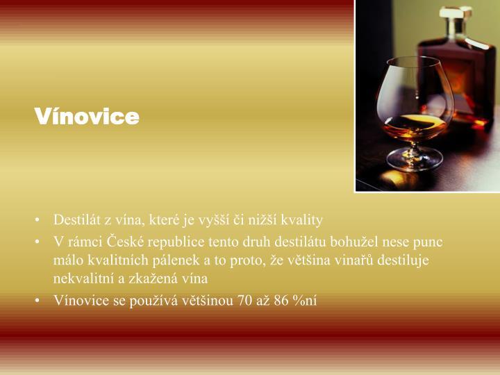 Vínovice