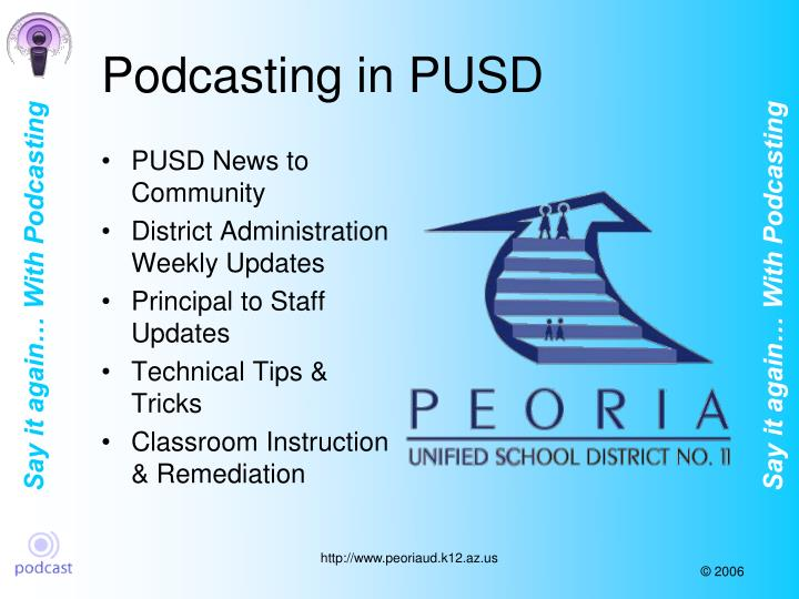 PUSD News to Community