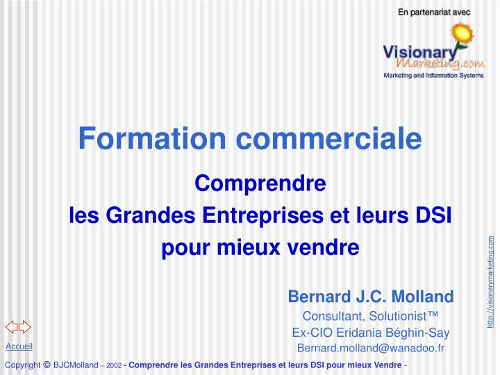 formation commerciale n.