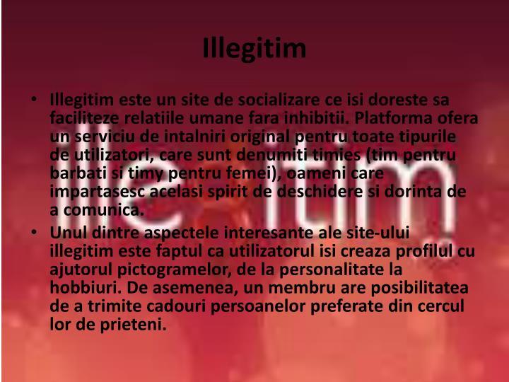 Illegitim
