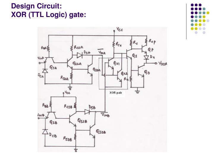 Design Circuit: