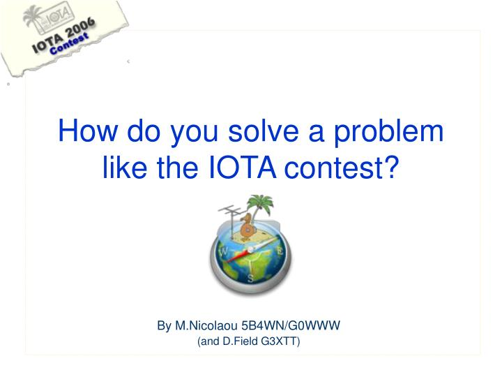 how do we solve a problem A total of 36 'i do - we do - you do' problem solving cards are included to guide both teachers and students through the problem solving process and provide a format through which ideas are modeled, discussed, explained, and solved.