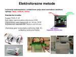elektroforezne metode1